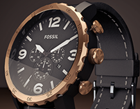 Fossil - C4D render