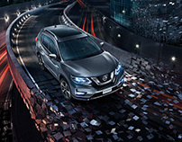 "Nissan X-Trail ""Something New"""