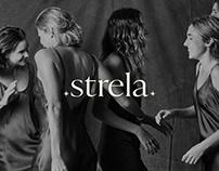 identidade visual e branding | strela