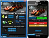 CSR Racing 2 Triche Astuce