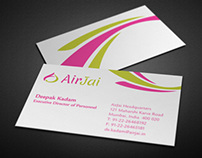 AirJai Corporate Identity