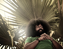 Reggie Watts National Tour