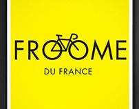 Froome du France