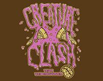 Creature Clash Illustration