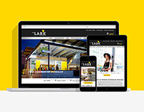 The Lark Hotel Website