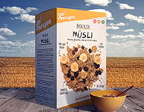 Go' Morgen | Cereal Packaging