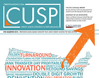 Publication Design - 4Q12 CUSP