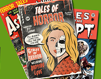 Tales of Horror Comic Cover