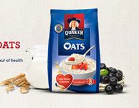 Quaker Oats Website
