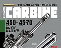 Carbine magazine 2018