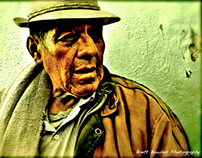 Colombian Cowboy (Gaucho)