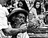Blindman loves cojibas.