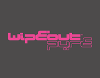 Wipeout Pure - Game Identity/Logo Design & Promotion