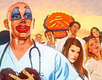 "Adult Swim ""Childrens Hospital"" Season Launch"