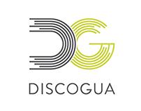 Animación Logo Discogua
