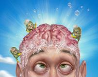 Brainwashed - Capa Mundo Estranho