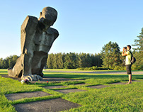 Dark tourism? / Salaspils concentration camp