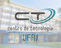 CENTRO DE TECNOLOGIA DA UFRJ } Sinalização