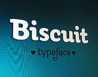 Biscuit Typeface