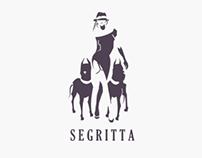 Segritta logo design