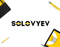 Logotype Nikita Solovyev