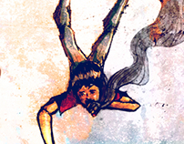 Ilustración Hataked