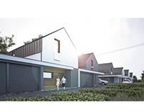 housing in Lesznowola ATI architects