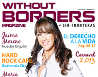 Without Borders Magazine - 3rd Issue