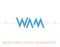 WAM branding and website