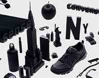Converse Sense: Branding & Campaign