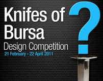 Knifes of Bursa Design Competition