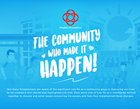 PA - The Community Who Made It Happen