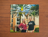 Rosen College Apartments Booklet Brochure