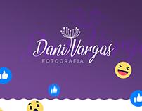 Logotipo e Identidade de Redes Sociais p/ Dani Vargas