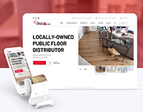 Business Site Redesign