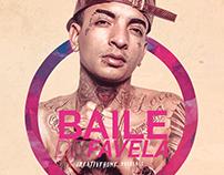 Baile de Favela FLYER