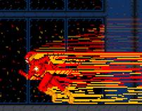 Escenarios Pixel Art