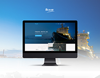 Travel's Website UI Design