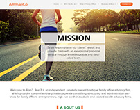 Ammanco Web Design Project