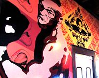 Fallen Athletes Mural One