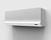 Indoor Air Conditioning for Daikin (2015)