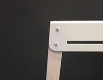 bar stool Lucky by llil