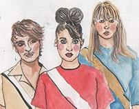 Sketchbook- March 2015