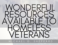 Wonderful Resources Available To Homeless Veterans