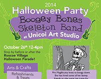 Unicoi Halloween Parties
