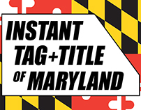 Instant Tag and Title of Maryland