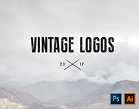 Vintage Logos Collection - 2017