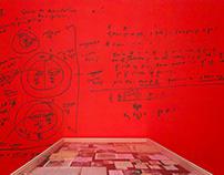 Óscar Lopes — Exhibition design & identity