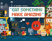 13.3 / Eat something, make amazing!