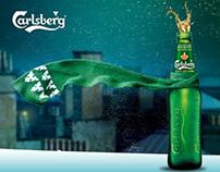 Carlsberg Christmas Facebook App